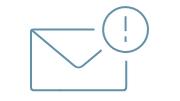imagen de una notificación por correo electrónico